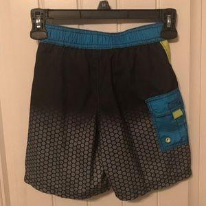 Disney Swim - Disney Boys Buzz Lightyear Swim Shorts Size 4